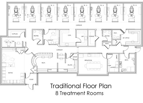 21 best floor planning images on pinterest dental office design design offices and office designs for Orthodontic office design floor plan