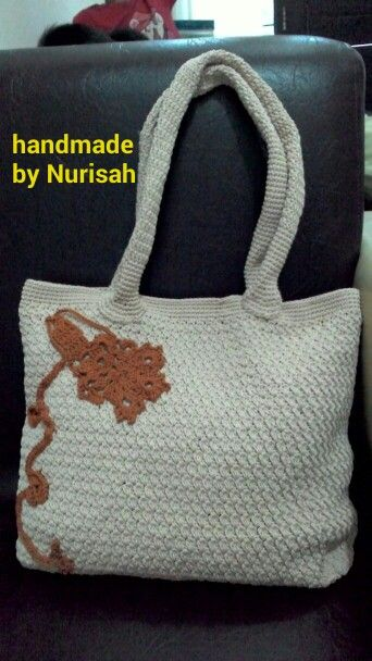 I made this bag for my aunty