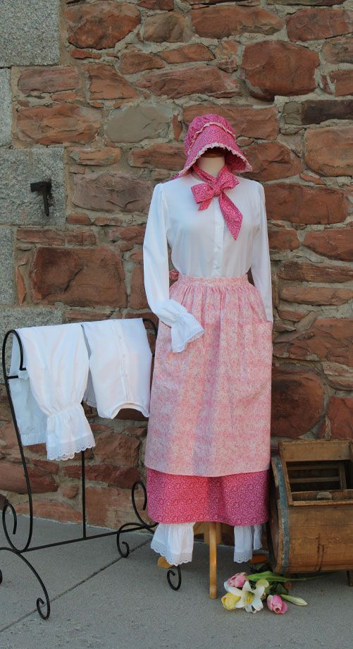 84 Best Pioneer Costumes Images On Pinterest Apron