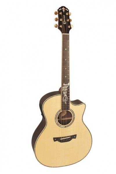 Новая  электроакустическая  гитара #CRAFTER  PK-Rose  Plus  +  Кейс  #электроакустика #гитары #crafter #мечта #бизнес #путешествие #достижение #спорт #социальная #благотворительность #музыка #хобби #увлечения #развлечения #франшиза #море #романтика #драйв #приключения #proattractionru #proattraction