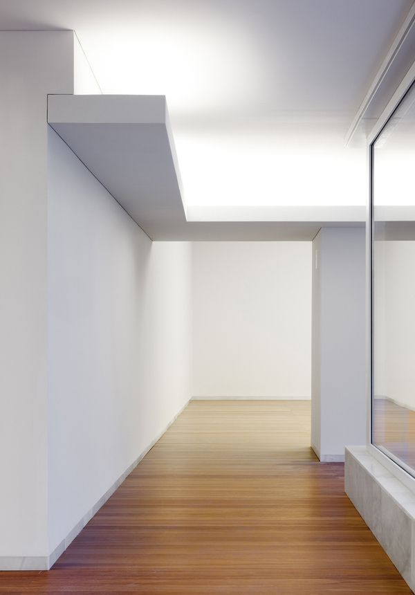 indirect lighting ceiling. a solution to add invisible indirect lighting ceiling