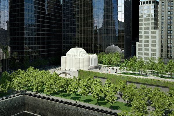 St. Nicholas Church, Destroyed on 9/11, to Rebuild With Byzantine Design - NYTimes.com