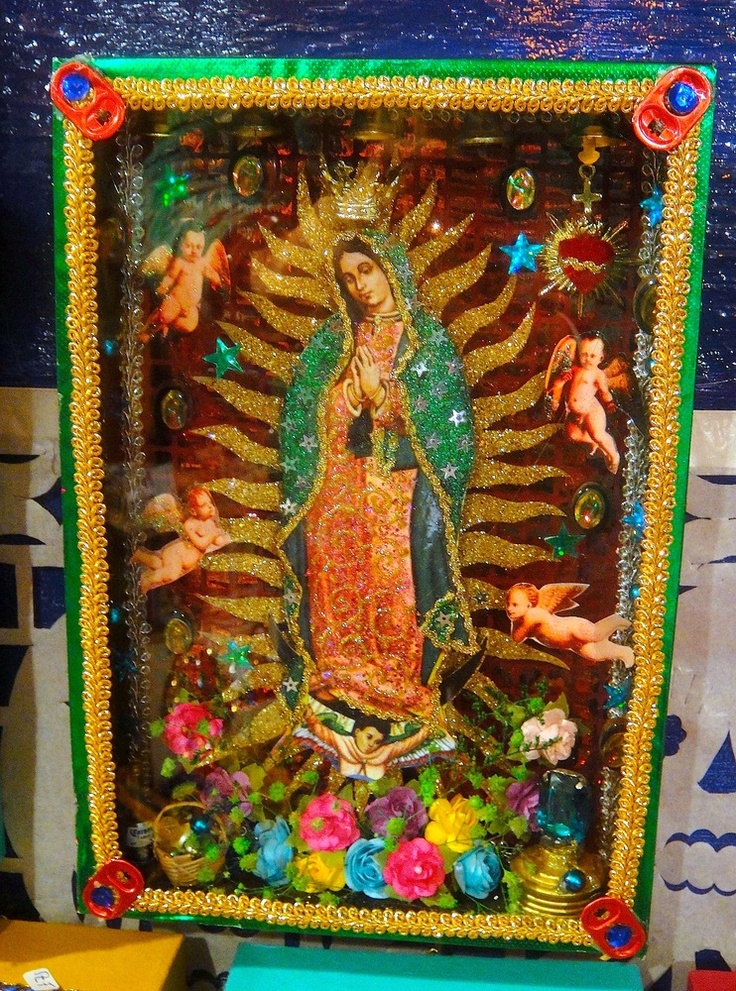House of Guadalupe - Mexican Folk Art ONLINE SHOP — Big Shrines 3