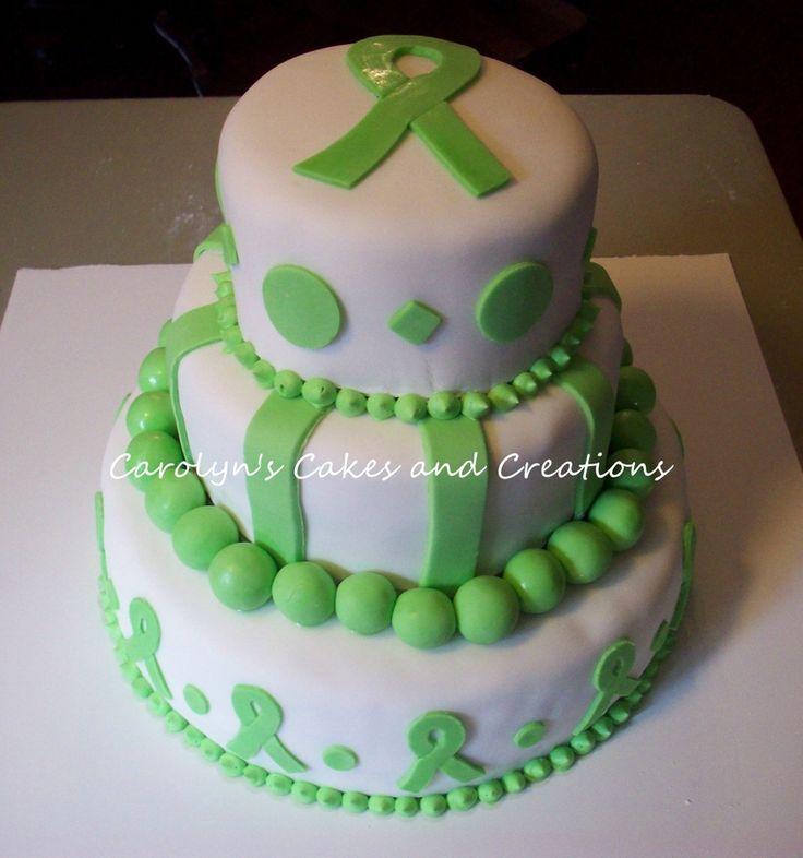 hodkings lymphoma cake   hodgkin s lymphoma benefit 3 tier cake i did for a hodgkin s lymphoma ...