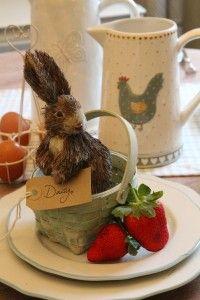 Easter Place Setting - Gisela Graham