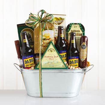 Root Beer Gift Basket.  See more at www.pro-gift-baskets.com!