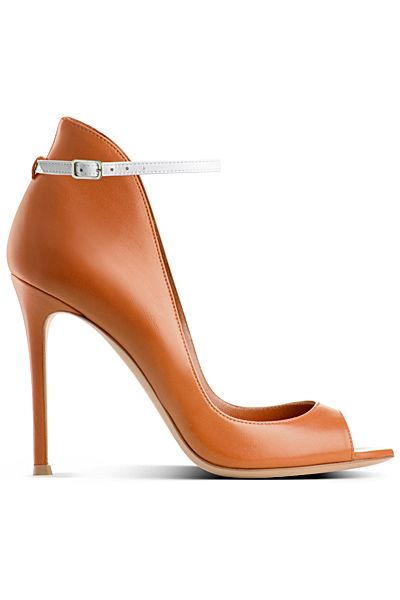 heeled shoes: style, color, material. Gianvito Rossi - Shoes - 2013 Fall-Winter