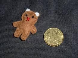 Afbeeldingsresultaat voor eenvoudige beertjes naaien in vilt