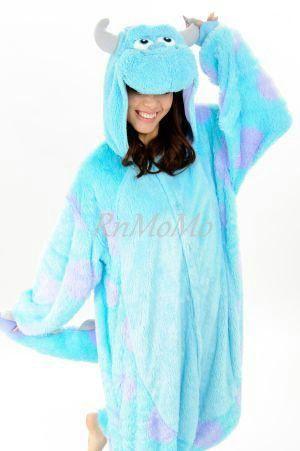 KIGURUMI Animal Pajamas Pyjamas Costume Onesie Adult / Kid SLOTH-sully animal onesie.