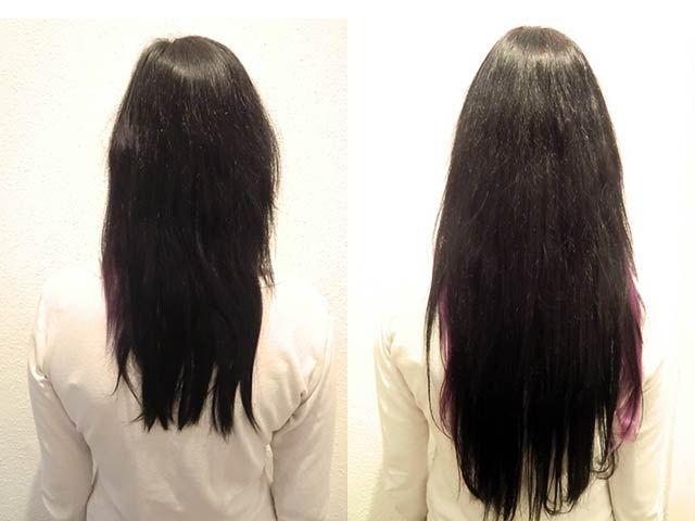 Mit Tape Extensions aus europäischem Echthaar glanzvoll auftreten! http://www.real-russian-hair.com