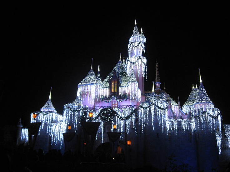 My Favorite Place at Christmastime (: