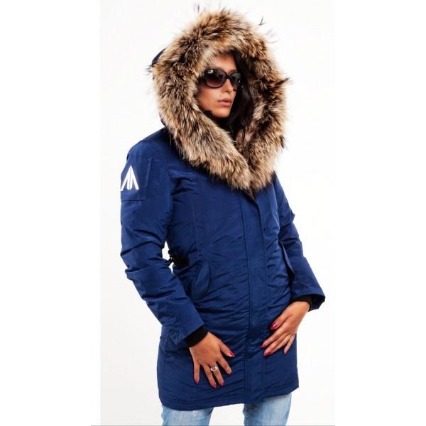arctic north - long coat - canadian made