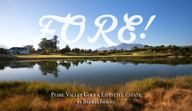 NEWS: Pearl Valley Ups Its Game. Bakkes Images was briefed to shoot new marketing and advertising visuals for the famous Paarl golf estate. With a new logo, newly opened development zones on the estate and the exhaustion of the marketing and advertising images that we shot for them in 2014 Pearl Valley was ready for some fresh material. www.bakkesimages.co.za