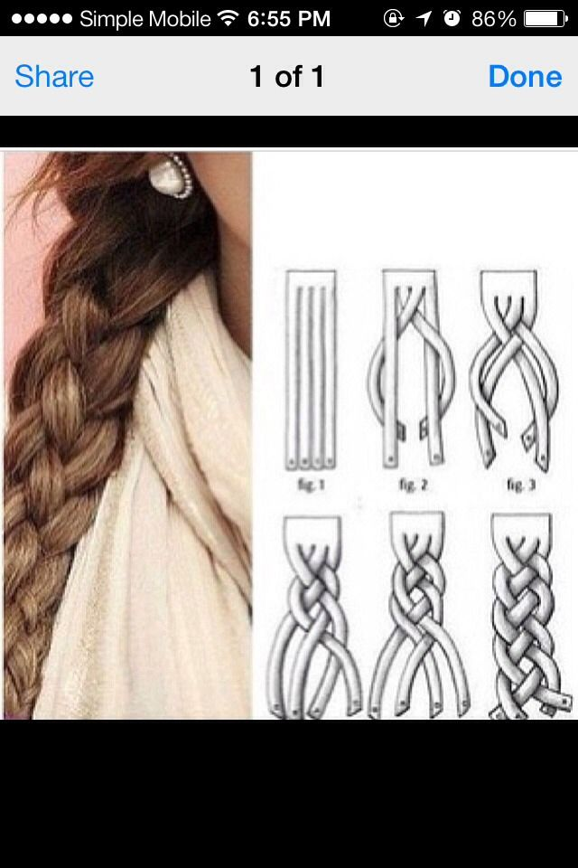 This would be perfect for people with long hair!
