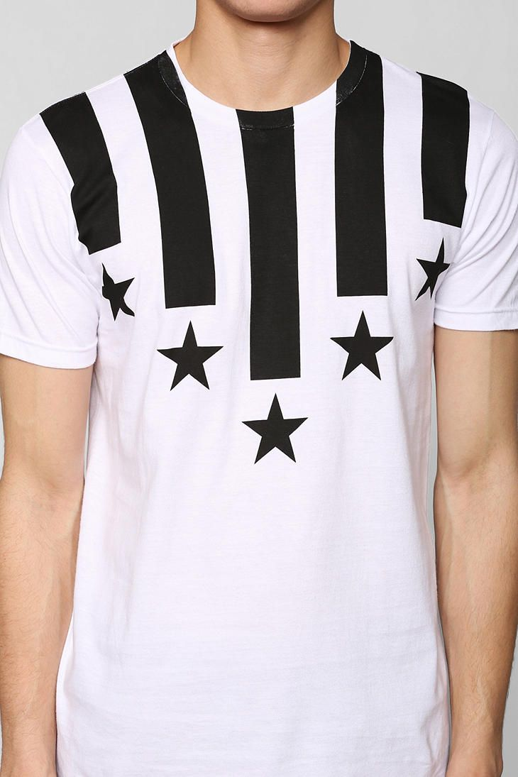 Altru Stars Tee - that should be mine!