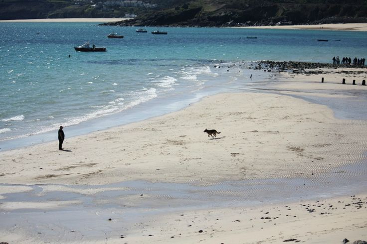 Bamaluz Beach St Ives Cornwall