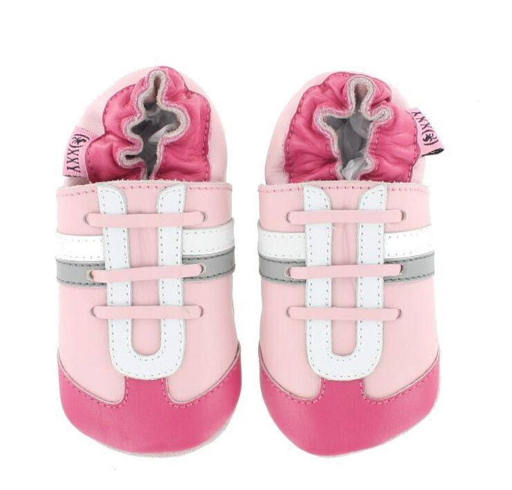 Oxxy babyslofjes sportief roze - Baby-Slofje