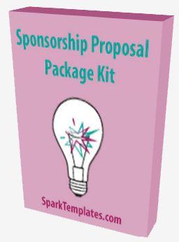 Sponsorship Proposal Package Kit