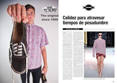 Marta Serrano: - Diseño Editorial ( Revista - Periódico) -
