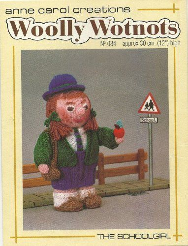 Anne carol creations Woolly Wotnots the schoolgirl by Anne Carol Creations, http://www.amazon.co.uk/dp/B009BNL73G/ref=cm_sw_r_pi_dp_bdNitb0V3Y96J