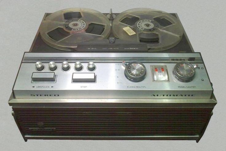 L'histoire du magnétophone et de la bande magnétique.Imaginé dès la fin du 19è siècle, l'enregistrement magnétique prit son envol après la Seconde Guerre mondiale.De nombreux inventeurs avaient accéléré le processus....
