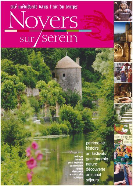 Noyers Sur Serein - Syndicat d'Initiative.