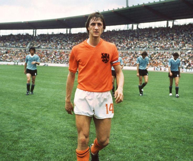 Cruyff, el emperador de Europa