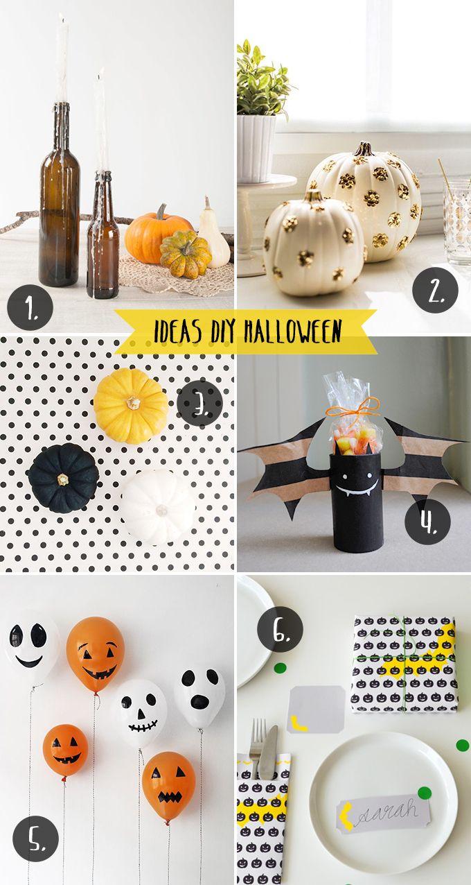 17 mejores ideas sobre calabazas pintadas en pinterest - Ideas faciles para decorar ...