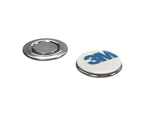 totalElement Small Round Magnetic Fastener/ID Badge Holde... https://www.amazon.com/dp/B01M4F8787/ref=cm_sw_r_pi_dp_x_HIbizbTWH5FNZ