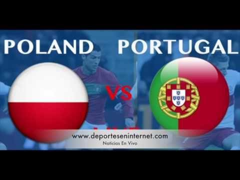 #Polonia vs #Portugal EN VIVO Online Cuartos De Final EURO 2016  Fecha, Ho...