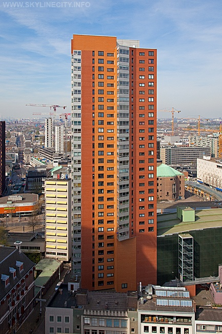 Shielandtoren #Rotterdam