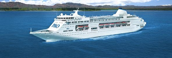 Pacific Pearl - P & O Cruises