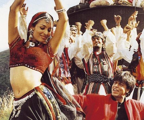 Chal Chaiyya Chaiyya, Chaiyya Chaiyya featured in the Bollywood movie Dil Se.