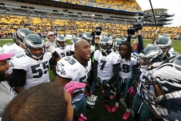 Eagles vs. Steelers