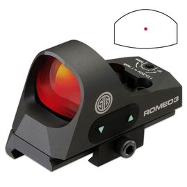 Sig Sauer ROMEO 3 Battle Reflex Sight