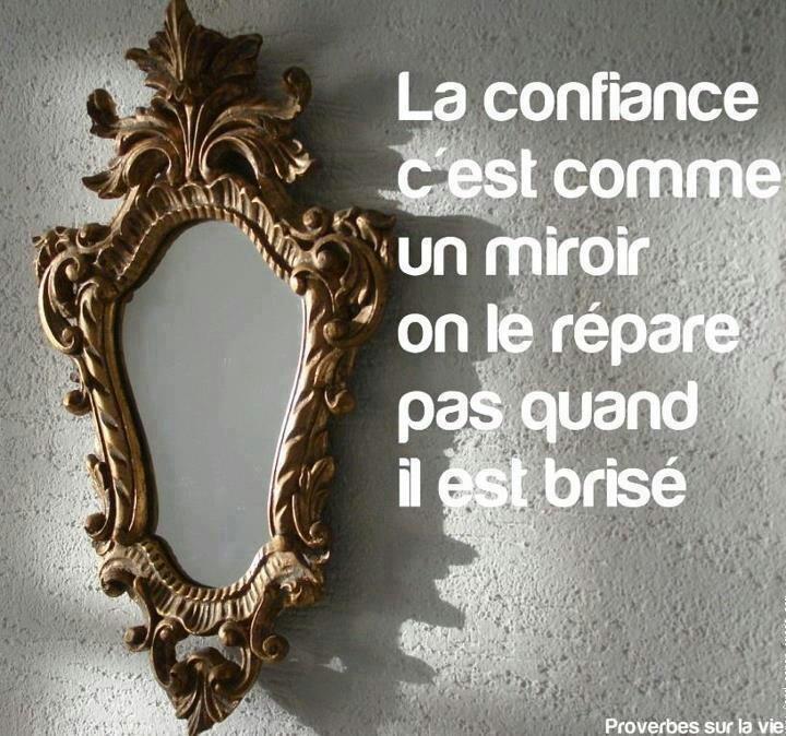 Plus de 1000 id es propos de proverbes dictons et for De quoi est fait un miroir