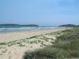 Broulee beach NSW South Coast