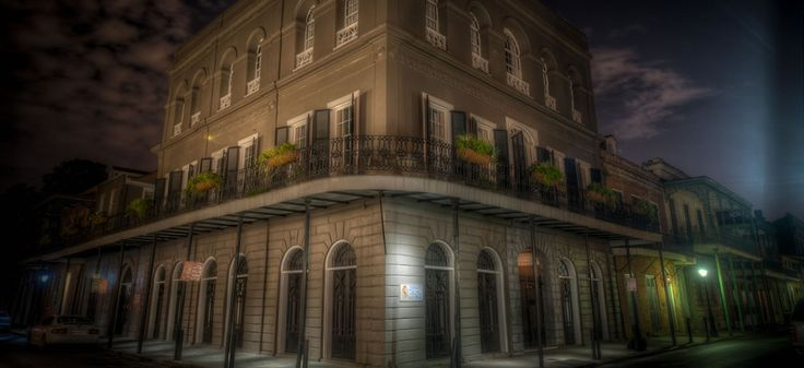 Best Rated Ghost Tours In New Orleans