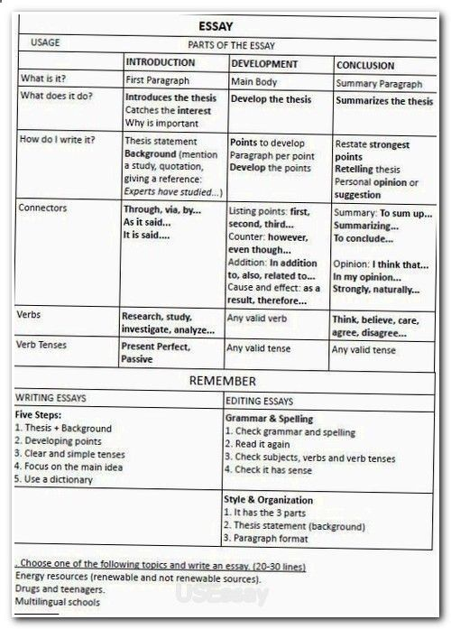 Relationship with nature essay
