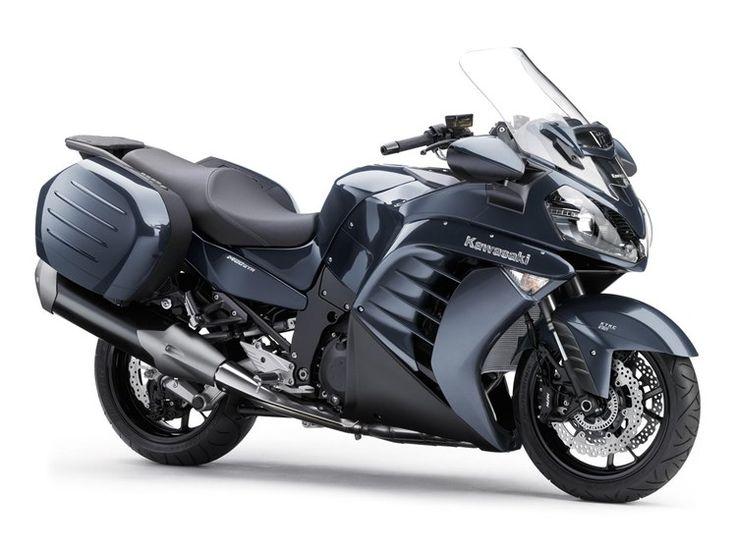 Kawasaki+1400GTR+ +Moto+ +Sport+Tourer