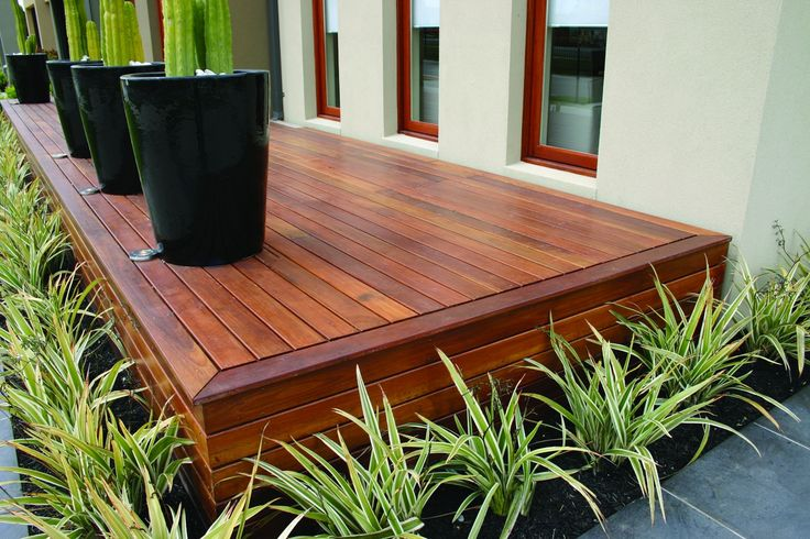 Timber Decking Adds Functionality | Homeslive