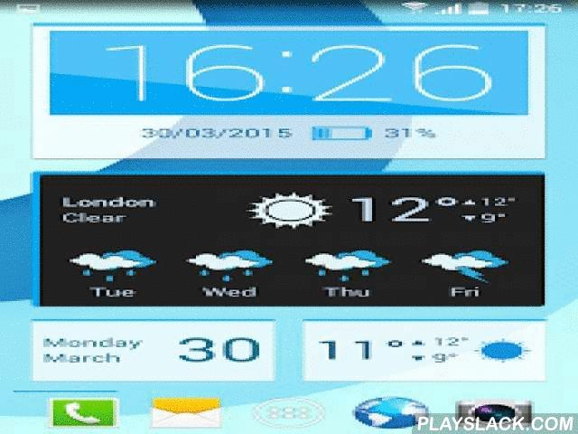 Best Widgets - Animated  Android App - playslack.com ,  BEST WIDGETS: IT'S BETTER THAN THE BEST.The ultimate animated widgets for Android have arrived, and the best thing is - they're completely free! Set up an animated clock widget, date widget, battery widget, weather widget or a forecast widget that you can customize and resize freely. With the premium feel and finish that rivals paid widget packages, Best Widgets will blow you away!GREAT COMES IN MANY FORMS• Wealth of features: Show…