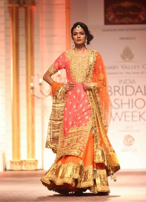 Fashion 2011: Preity S Kapoor Show at Aamby Valley India Bridal Fashion Week 2013