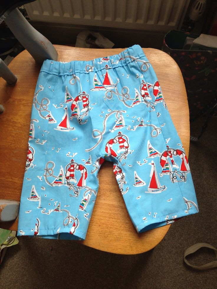 Oliver + S trousers (although shortened) from lullaby layette set