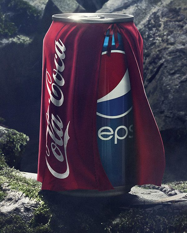 PEPSI - HALLOWEEN by Jekyll n' Hyde , via Behance