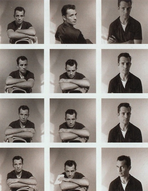 Jack Kerouac... so handsome
