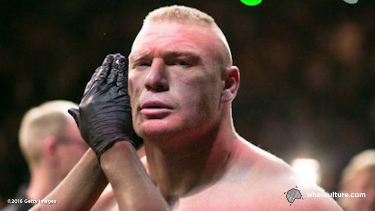 5 Potential UFC Opponents For Brock Lesnar