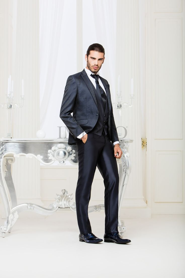 BA 2207-16  #sposo #groom #suit #abito #wedding #matrimonio #nozze #blu #blue