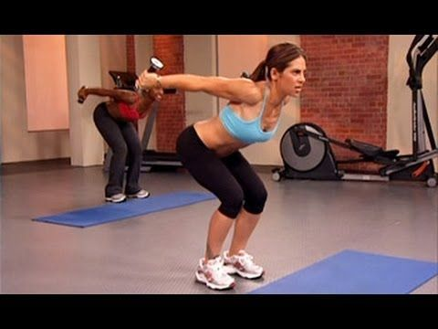 Jillian Michaels: No More Trouble Zones Workout- Circuit 4 is a fierce strength-training workout that is designed to blast away fat, build lean and defined muscle, and tone stubborn trouble zones using a formula that Jillian swears by, which combines intense, upper and lower body-sculpting exercises that will get you the results that you want fa...