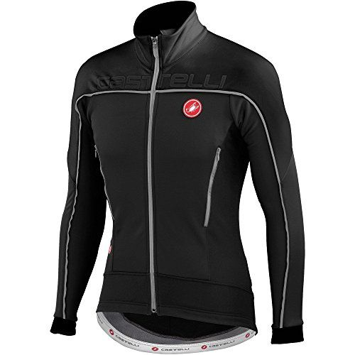 Castelli Mortirolo 3 Mens Cycling Jacket Black Small -- Be sure to check out this awesome product.